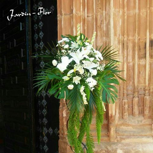 Floristería Jardín Flor | Bodas Ceremonias