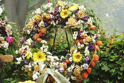 Jardín Flor | Defunciones Coronas