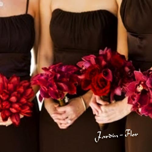 Floristería Jardín Flor | Bodas damas de honor