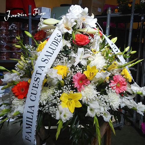 Floristería Jardín Flor | Defunciones Ramos