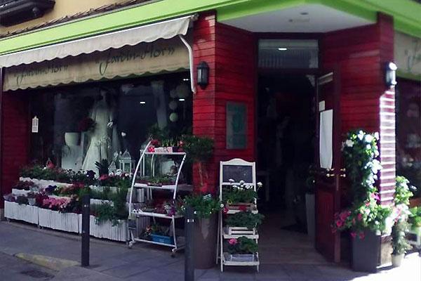 Floristería Jardín Flor | Calle Castellanos