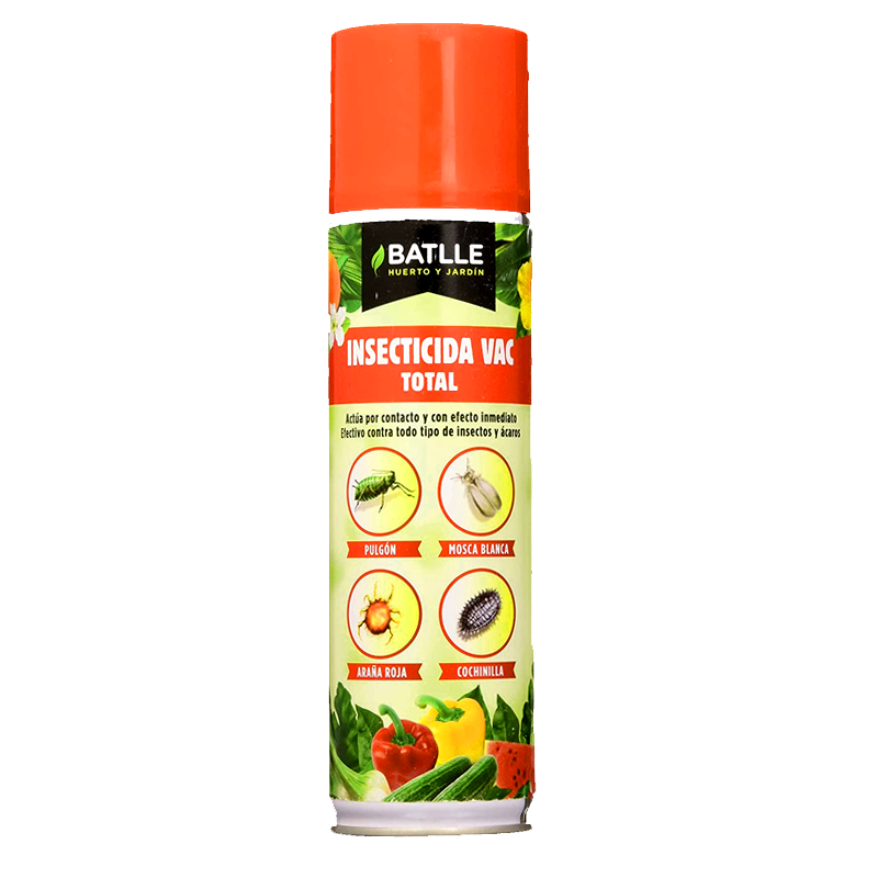 INSECTICIDA VAC TOTAL 250ML