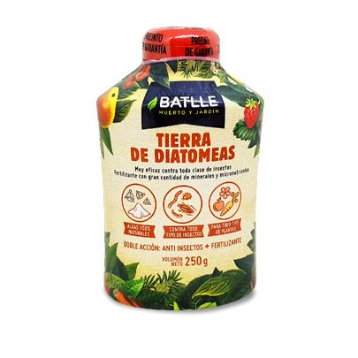 TIERRA DE DIATOMEAS
