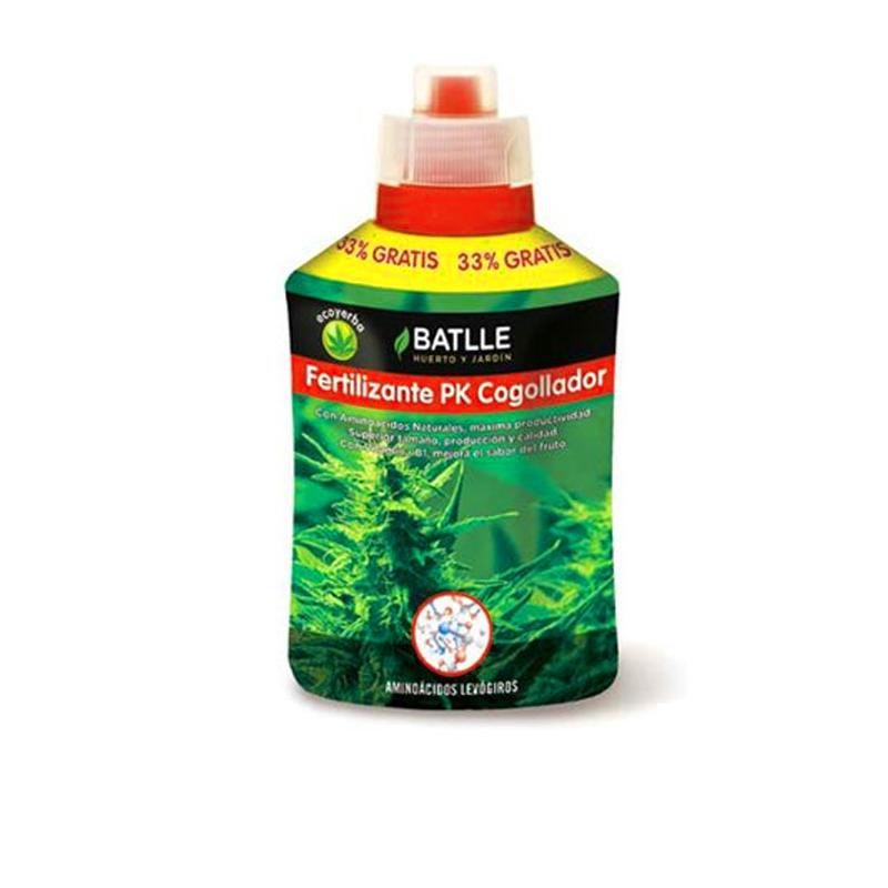 fertilizante pk cogollador