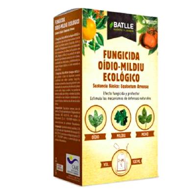 fungicida oidio-mildiu ecologico