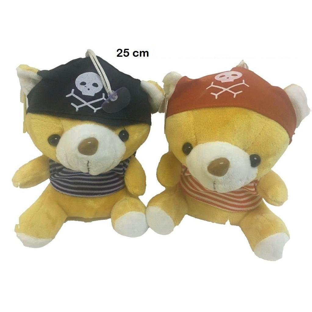 osito pirata 25cm