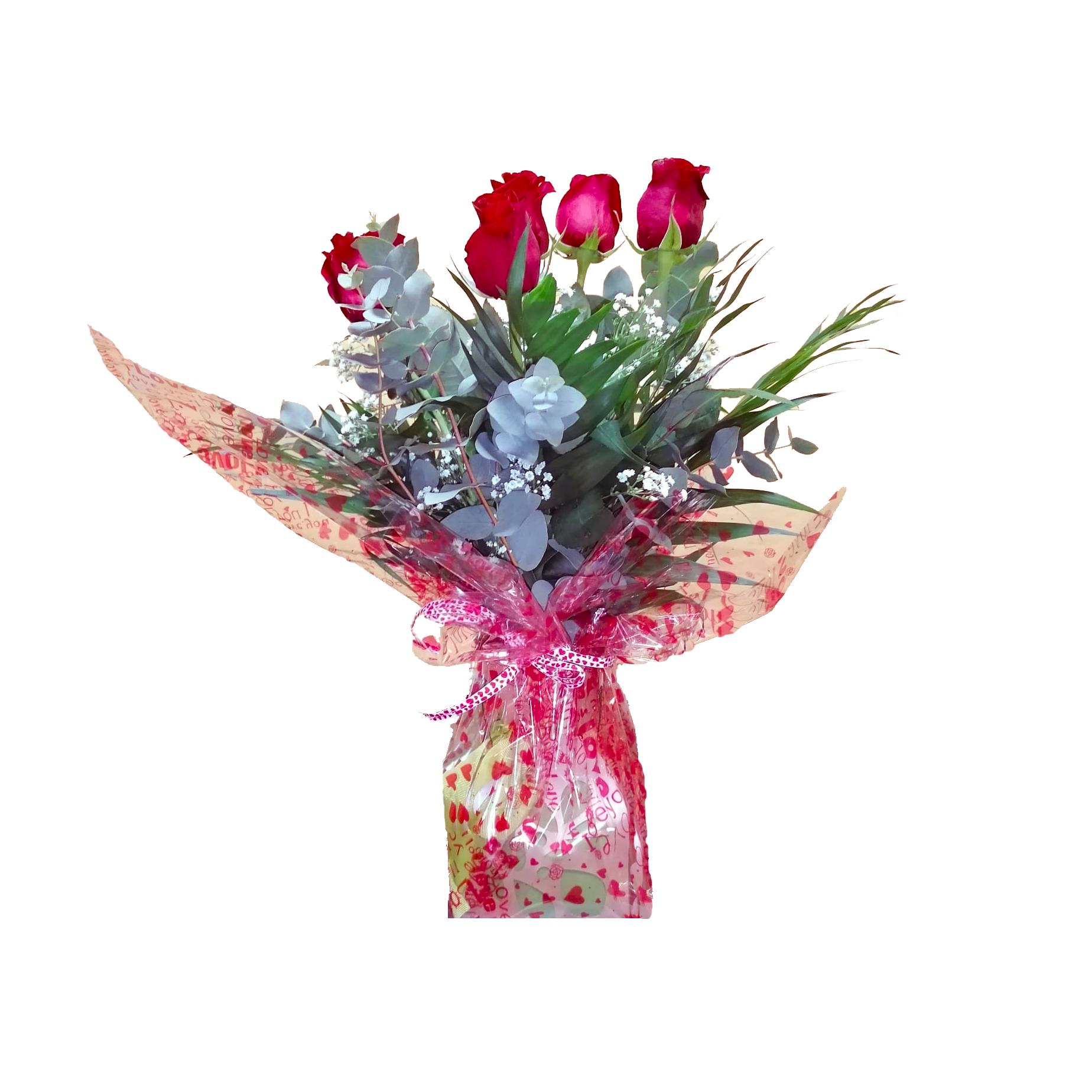 Jarron con flores modelo 02 – Web